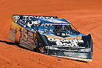 Feb 07, 2014; 11:43:45 AM; Waynesville, GA., USA; The Lucas Oil Late Model Dirt Series running The Georgia Boot Super Bowl of Racing at Golden Isles Speedway.  Mandatory Credit: (thesportswire.net)