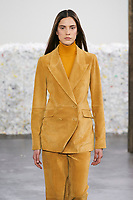 Gabriela Hearst Fall 2020 Ready-to-Wear Collection. New York Fashion Week,  New York, USA in February 2020.<br /> CAP/GOL<br /> ©GOL/Capital Pictures