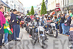 Bikers from all over the world who revved their way through Killarney town Sunday ..