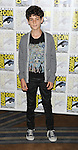 David Mazouz at the Gotham Panel at Comic-Con 2014  held at The Hilton Bayfront Hotel in San Diego, Ca. July 26, 2014.