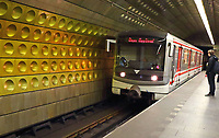 Metro, Prague, Czech Republic on February 28th to March 3rd 2018<br /> CAP/ROS<br /> &copy;ROS/Capital Pictures