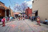 Semana Santa, Holy Week, San Miguel de Allende, viernes santo, Mexico