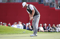 Andy Sullivan (Team Europe) during Thursday's Practice Round ahead of The 2016 Ryder Cup, at Hazeltine National Golf Club, Minnesota, USA.  29/09/2016. Picture: David Lloyd | Golffile.