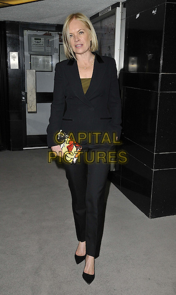 LONDON, ENGLAND - MARCH 16: Mariella Frostrup attends the &quot;Dior and I&quot; UK film premiere, Curzon Mayfair cinema, Curzon St., on Monday March 16, 2015 in London, England, UK. <br /> CAP/CAN<br /> &copy;CAN/Capital Pictures