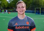 BLOEMENDAAL - Floris Wortelboer , speler Nederlands Hockey Team heren. COPYRIGHT KOEN SUYK