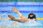 Ihar Boki (BLR), <br /> SEPTEMBER 8, 2016 - Swimming : <br /> Men's 100m Butterfly S13 <br /> at Olympic Aquatics Stadium<br /> during the Rio 2016 Paralympic Games in Rio de Janeiro, Brazil.<br /> (Photo by AFLO SPORT)