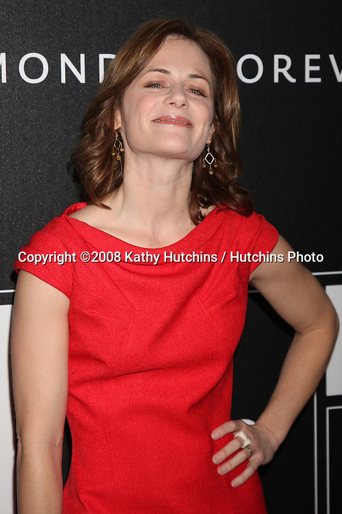 "Sarah Clarke arriving at the Annual Awards Season Diamond Fashion Show Preview""  at the Beverly Hills Hotel in Beverly Hills, CA on .January 8, 2009.©2008 Kathy Hutchins / Hutchins Photo..                ."