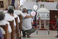 Hoy por la tarde se llevo acabo  el funeral de Ximena Alvarez Cota de 3 a–os a causa de las lesiones por quemaduras en la guarder'a ABC, con ella suman 47 los ni–os fallecidos.