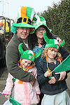 The Cahill Family at the 2010 St Patrick's Day Parade...Photo NEWSFILE/Jenny Matthews.(Photo credit should read Jenny Matthews/NEWSFILE)....This Picture has been sent you under the condtions enclosed by:.Newsfile Ltd..The Studio,.Millmount Abbey,.Drogheda,.Co Meath..Ireland..Tel: +353(0)41-9871240.Fax: +353(0)41-9871260.GSM: +353(0)86-2500958.email: pictures@newsfile.ie.www.newsfile.ie.FTP: 193.120.102.198.