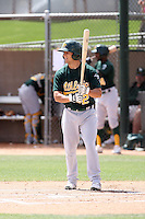 Conner Crumbliss, Oakland Athletics 2010 minor league spring training..Photo by:  Bill Mitchell/Four Seam Images.