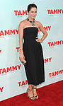 Katie Aselton arriving to the premiere of Tammy held at the TCL Chinese Theatre in  Los Angeles, CA. June 30, 2014.