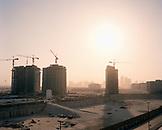 UNITED ARAB EMIRATES, Dubai, construction site