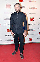 LOS ANGELES, CA - SEPTEMBER 30: Weston Cage at the retrospective of Paul SchraderÕs body of work and The Beyond Fest Screening and Retrospective of Dog Eat Dog hosted by American Cinematheque at the Egyptian Theatre in Los Angeles, California on September 30, 2016. Credit: Koi Sojer/Snap'N U Photos/MediaPunch