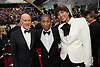 Neil Meron, Pharrell Williams and Helen Lasichanh<br /> 86TH OSCARS<br /> The Annual Academy Awards at the Dolby Theatre, Hollywood, Los Angeles<br /> Mandatory Photo Credit: &copy;Dias/Newspix International<br /> <br /> **ALL FEES PAYABLE TO: &quot;NEWSPIX INTERNATIONAL&quot;**<br /> <br /> PHOTO CREDIT MANDATORY!!: NEWSPIX INTERNATIONAL(Failure to credit will incur a surcharge of 100% of reproduction fees)<br /> <br /> IMMEDIATE CONFIRMATION OF USAGE REQUIRED:<br /> Newspix International, 31 Chinnery Hill, Bishop's Stortford, ENGLAND CM23 3PS<br /> Tel:+441279 324672  ; Fax: +441279656877<br /> Mobile:  0777568 1153<br /> e-mail: info@newspixinternational.co.uk