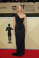 LOS ANGELES, CA - JANUARY 21: Yael Grobglas at The 24th Annual Screen Actors Guild Awards held at The Shrine Auditorium in Los Angeles, California on January 21, 2018. Credit: FSRetna/MediaPunch
