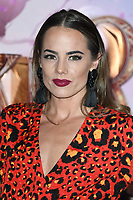 "Emma Conybeare<br /> arriving for the European premiere of ""The Nutcracker and the Four Realms"" at the Vue Westfield, White City, London<br /> <br /> ©Ash Knotek  D3458  01/11/2018"