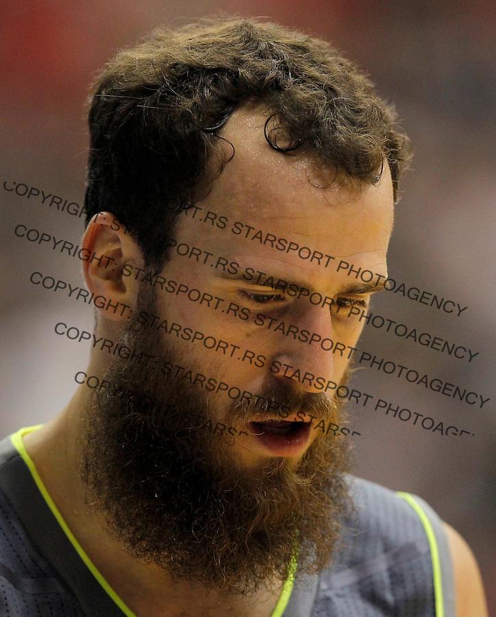 Kosarka Euroleague season 2015-2016<br /> Euroleague <br /> Crvena Zvezda v Real Madrid<br /> Sergio Rodriguez<br /> Beograd, 27.11.2015.<br /> foto: Srdjan Stevanovic/Starsportphoto &copy;