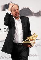 20121117 ROMA-SPETTACOLI: ROME FILM FESTIVAL - CLOSING DAY