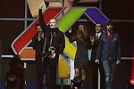 01.12.2016 Barcelona. Los 40 music awards 2016. Miguel Bose
