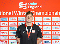 Picture by Allan McKenzie/SWpix.com - 13/12/2017 - Swimming - Swim England Winter Championships - Ponds Forge International Sport Centre - Sheffield, England - Sam Horrocks.
