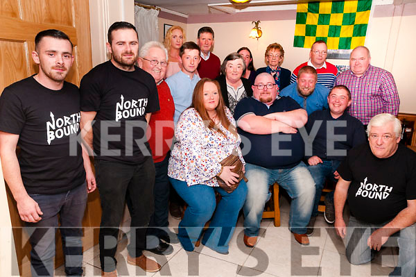 40th Birthday : James Balfe, Moyvane celebratiing his 40th birthday with family & friends at The All Star Bar, Moyvane on Saturday night last.