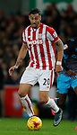Geoff Cameron of Stoke City - Capital One Cup Quarter-Final - Stoke City vs Sheffield Wednesday - Britannia Stadium - Stoke - England - 1st December 2015 - Picture Simon Bellis/Sportimage