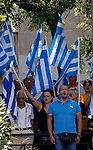 Greek police have arrested the leader and other senior members of the far-right Golden Dawn party on charges of founding a criminal organisation.<br /> Police announced the arrests of 16 Golden Dawn members, including party head Nikolaos Michaloliakos, spokesman Ilias Kassidiaris and two other politicians.