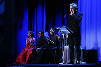 Alfonso Cuaron attends the closing ceremony during the 72nd Venice Film Festival at the Palazzo Del Cinema in Venice, Italy, September 12, 2015.<br /> UPDATE IMAGES PRESS/Stephen Richie