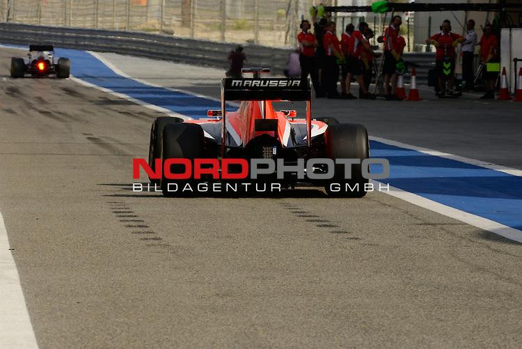 Max Chilton (GBR), Marussia F1 Team<br />  Foto &copy; nph / Mathis