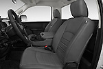 Front seat view of 2016 Ram Ram-3500-Pickup Tradesman-Regular-cab 4 Door Pick-up Front Seat  car photos