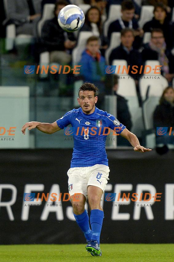 Alessandro Florenzi Italy,<br /> Torino 06-10-2016 Juventus Stadium <br /> World Cup Qualifiers Italy - Spain / Italia - Spagna. Foto Filippo Alfero / Insidefoto