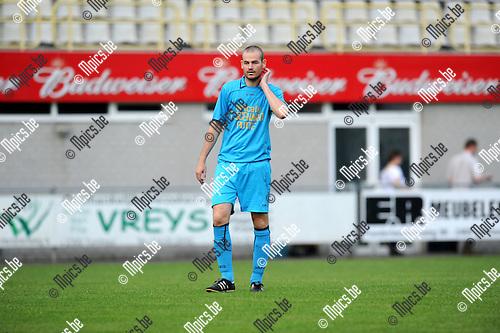 2012-07-28 / Voetbal / seizoen 2012-2013 / KFC Putte / Sam Joris..Foto: Mpics.be