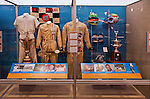Charlotte NC - Exhibits at the NASCAR Hall of Fame in uptown.