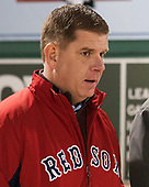 Boston Mayor and Boston College alum Marty Walsh - The Boston College Eagles defeated the Providence College Friars 3-1 (EN) on Sunday, January 8, 2017, at Fenway Park in Boston, Massachusetts.The Boston College Eagles defeated the Providence College Friars 3-1 (EN) on Sunday, January 8, 2017, at Fenway Park.