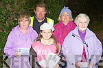 """MARTYRS: Attending the Mass of the Beatification of Martyrs on Sunday up at """" Poll an Aifrinn"""" Front l-r: Ann Joy (Glenbeigh), Claire Beasley (Listowel) and Nora Twomey (Miltown), Back l-r: John Moran (Caherciveen) and Theresa Beasley (LIstowel)........ .........."""