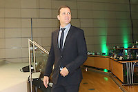 Teammanager Nationalmannschaft Oliver Bierhoff - Ausserordentlicher DFB Bundestag, Messegelände Frankfurt,