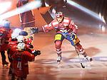08.09.2017, Mercedes Benz Arena, Berlin, GER, 1.DEL, EISBAEREN BERLIN  VS.  THOMAS SABO ICE TIGERS, im Bild <br /> Kai Wissmann (Eisbaeren Berlin #6)<br /> <br />      <br /> Foto &copy; nordphoto / Engler