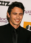 BEVERLY HILLS, CA. - October 27: Actor James Franco arrives at the 12th Annual Hollywood Film Festival Awards Gala at the Beverly Hilton Hotel on October 27, 2008 in Beverly Hills, California.