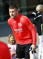 Ante Rebic (Eintracht Frankfurt) - 05.09.2018: Eintracht Frankfurt Training, Commerzbank Arena, DISCLAIMER: DFL regulations prohibit any use of photographs as image sequences and/or quasi-video.