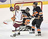 Chris Collins, Eric Leroux, Brian Carthas - Boston College defeated Princeton University 5-1 on Saturday, December 31, 2005 at Magness Arena in Denver, Colorado to win the Denver Cup.  It was the first meeting between the two teams since the Hockey East conference began play.