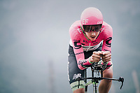 Joe Dombrowski (USA/EducationFirst-Drapac)<br /> <br /> stage 16: Trento &ndash; Rovereto iTT (34.2 km)<br /> 101th Giro d'Italia 2018
