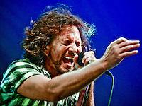 Tuesday, May 4, 2010--Pearl Jam performs at the Scottrade Center..Sarah Conard   freelance