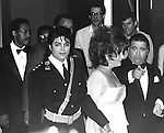 MICHAEL JACKSON 1986 with Elizabeth Taylor American Music Awards