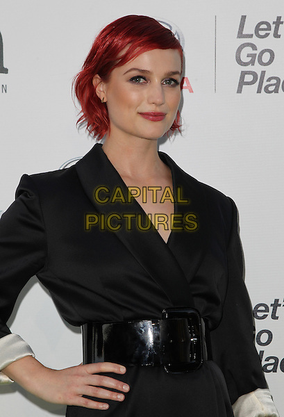 18 October 2014 - Burbank, California - Alison Sudol. 24th Annual Environmental Media Awards Presented By Toyota And Lexus Held at The Warner Brothers Studios.   <br /> CAP/ADM/FS<br /> &copy;Faye Sadou/AdMedia/Capital Pictures