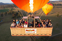 01 September - Hot Air Balloon Gold Coast and Brisbane