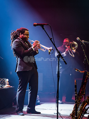 LAS VEGAS, NV - June 9, 2016: ***HOUSE COVERAGE*** Preservation Hall Jazz Band performs at Brooklyn Bowl Las vegas in Las vegas, NV on June 9, 2016. Credit: Erik Kabik Photography/ MediaPunch
