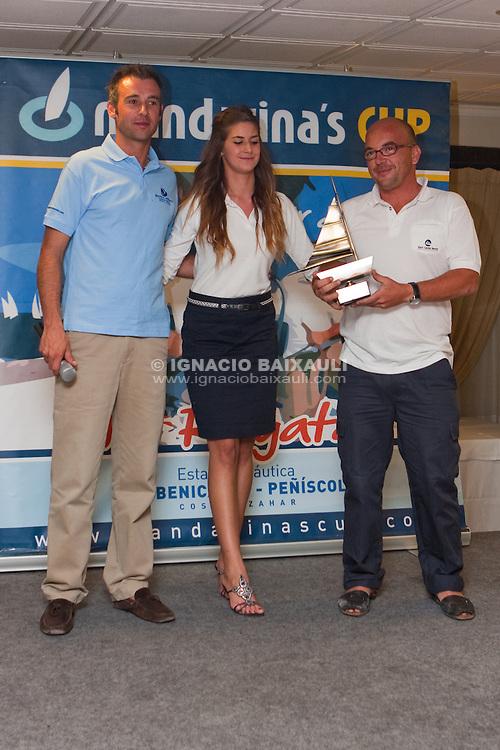 Primera prueba Peníscola - I Mandarina's Cup - Estación Náutica Benicarló-Peñíscola