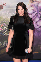 Kat Shoob at the premiere of &quot;Alice Through the Looking Glass&quot; at the Odeon Leicester Square, London.<br /> May 10, 2016  London, UK<br /> Picture: Steve Vas / Featureflash
