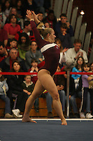 17 February 2006: Alex Pintchouk during Stanford's win over the University of Arizona at Burnham Pavilion in Stanford, CA.