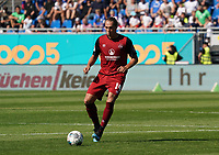 Michael Frey (1. FC Nürnberg) - 15.09.2019: SV Darmstadt 98 vs. 1. FC Nürnberg, Stadion am Boellenfalltor, 6. Spieltag 2. Bundesliga<br /> DISCLAIMER: <br /> DFL regulations prohibit any use of photographs as image sequences and/or quasi-video.